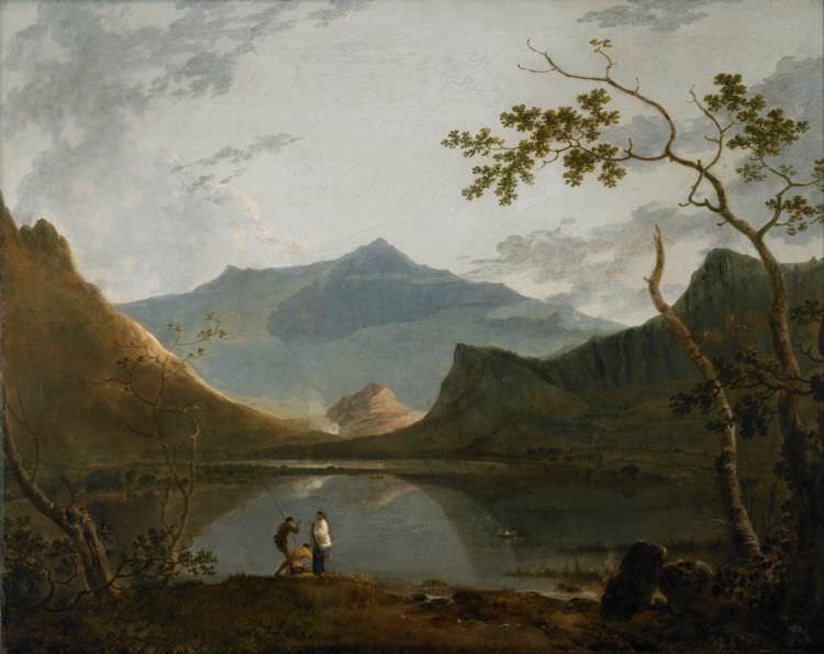 Landschaftsmalerei renaissance  Foto malen lassen als echtes Ölbild in Museumsqualität